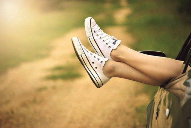 Zmęczone stopy potrzebują ukojenia